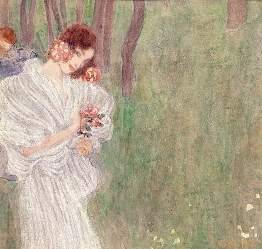 Obraz Gustav Klimt 1809