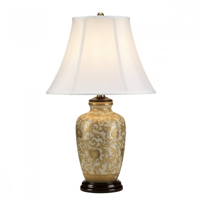 Lampa GOLD THIESTLE