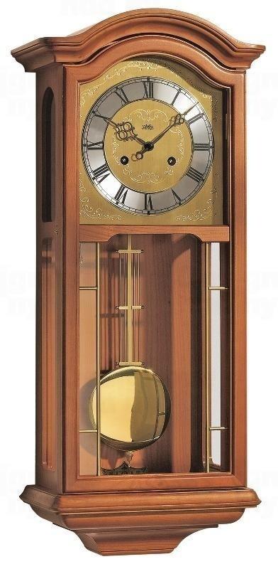 Kyvadlové mechanické nástěnné hodiny 651/9 AMS 67cm