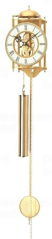 Kyvadlové mechanické nástěnné hodiny 303 AMS 68cm