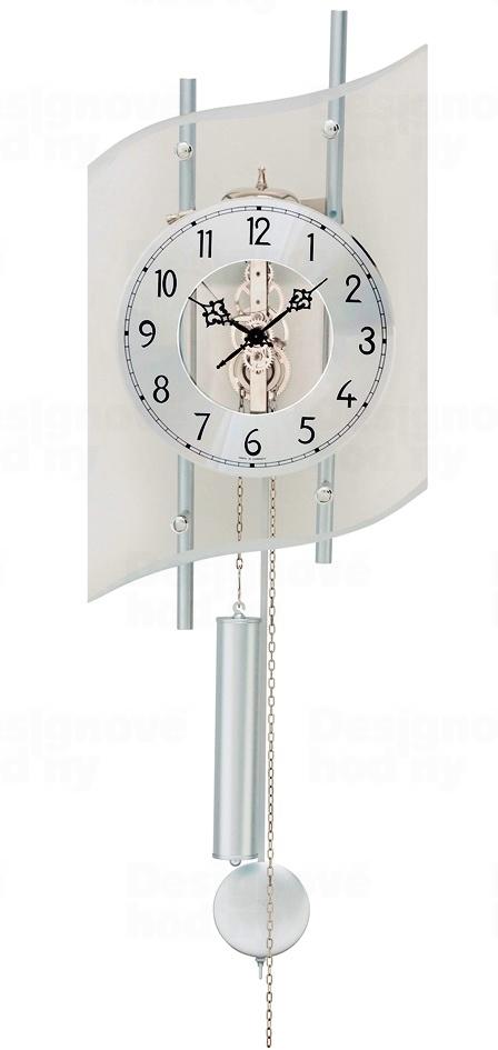 Kyvadlové mechanické nástěnné hodiny 306 AMS 44cm