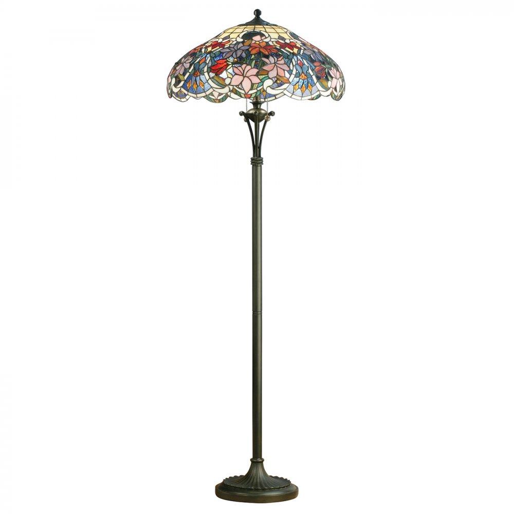 Sullivan podlahová lampa Tiffany 64323
